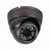 China 600TVL Varifocal Vandal-resistant IR Dome Camera, 1/3-inch Color CMOS, 4 to 9mm Zoom Lens on sale
