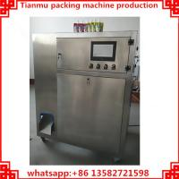 Buy cheap stand up plastic bag filling and capping machine from wholesalers