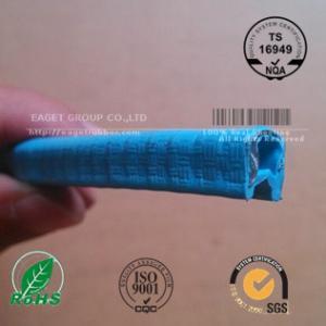 Quality Steel Reinforced Edging Strip;self grip door pvc edging trim strips wholesale