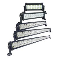 Quality 120W Double Row LED Light Bar for Trucks Off road Llight Bar wholesale