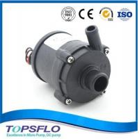 Quality DC brushless long life span high temperature food processing water circulation pump wholesale