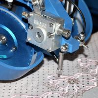 Quality Stable Automatic Rhinestone Stitching Machine Fixing Hotfix Rhinestone On Home Textile wholesale