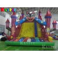 Quality Inflatable Colourful slide,Gaint slide , Inflatable slide Game wholesale