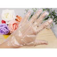 Quality Disposable PE gloves/plastic gloves /cleaning gloves . wholesale