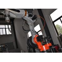 China Small Robotic Welding Latest Machine, Automated Welding Machine With Compatible Fixtures on sale
