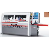 Quality Heavy Duty Six Head Wood Planer Moulder Machine 230mm Working Width 380v / Customize wholesale