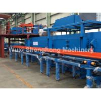 Quality PU Sandwich Panel Machine ( Rubber Belt Type ) max 15m stacking length wholesale