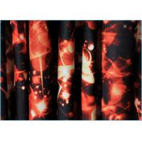 Quality Eco Musical Note Good Four Way Stretch Fabric For Swimwear , Dress wholesale