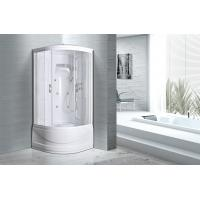 Multi Function Luxury Replacement Shower Stalls Kits 3 In 1 Acrylic Panel W / Seat