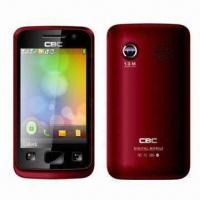 Quality Ultra-slim PDA Phones with Dual-SIM Card and Dual-camera wholesale