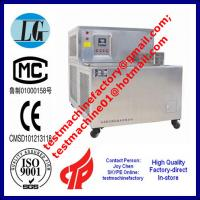 Quality LDW-80T Low temperature cooling chamber of dwtt drop weight tear impact testing machines wholesale