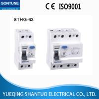 Quality Durable Current Limiting Breaker In Electrical Circuit IEC61008 Standard 4P wholesale