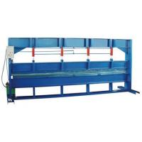 Buy cheap Blue Color 4m Width Hydraulic Sheet Bending Machine For Galvanized Steel Coil from wholesalers