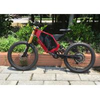 8000W Electric Powered Mountain Bike Professional Pedal Assist Mountain Bike