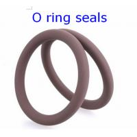 Quality ORK Metric O Ring Seals For Automobile , High Temperature O Rings IIR 70 wholesale