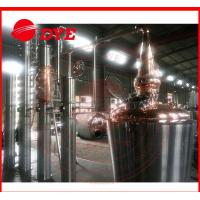 Quality 100Gal Stainless Steel Distillation Equipment For Fruitful Flavor / Spices wholesale