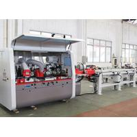 Quality High Percision Four Side Moulder Inverter Feeding 5 Spindles Stable Performance wholesale