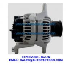 Quality 0120555009 - Bosch Alternator 24V 80A (Pulley:8S) 0 120 555 009 wholesale