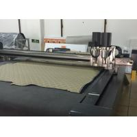 China Automatic Conveyor Car Foot Pad Door Mat Production Cutting Machine on sale