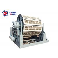 Quality Rotary Paper Egg Tray Machine Mass Prodcution Eco Friendly High Efficiency wholesale