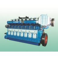 China Water Cooling Diesel Generator Set Power Plant , Diesel Oil Power Plant on sale