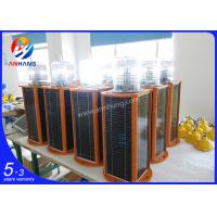Quality AH-MS/P AIR FORCE USED solar powered medium intensity aviation warning lights wholesale