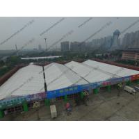 Buy cheap Glass Fire Door Outdoor Trade Show Tents from wholesalers