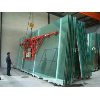Quality Smooth and flat surface decoration Clear Float glass panels for Construction wholesale