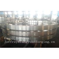 Quality DIN JIS Stainless rolled steel rings Heat Treatment And Machined wholesale