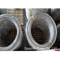 Quality ASTM A249 TP304 Tig Welding Stainless Steel Pipe Coiled Steel Tubing wholesale