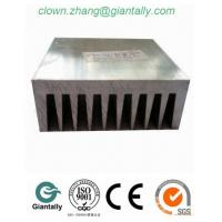 Cheap Extruded aluminum heat sink for sale
