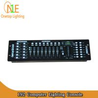 Quality Wedding decoration lighting controller dmx192 computer lighitng console DJ Light Factory wholesale