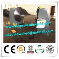 Buy cheap Head tail stock Double welding positioner for vessel boiler tank welding product