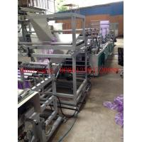 Quality Poly Draw Handle Garbage Plastic Bag Making Machine 0.01-0.05mm Thickness wholesale