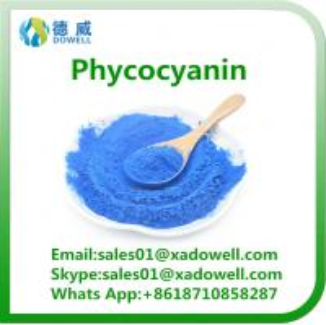 China 100% Natural Food Grade Phycocyanin Powder on sale