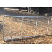 China Chain Link Fabric Gate 3.66m x 1.0m (3ft x 12ft ) on sale