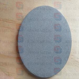 China Porous Titanium Sintered Plates sintering micro-porous tube/ titanium filter/ titanium por on sale