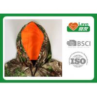 Quality Professional Polyester Camo Hoodie Sweatshirt Breathable For Sports wholesale
