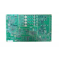 Buy cheap BGA Multilayer PCB Fabrication 10 Layer Printed Circuit Board Material with Immersion Gold product