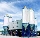 China Ready-mixed concrete batching plant on sale