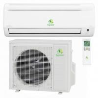 China Wall Mounted 12000 BTU Split Air Conditioner Low Voltage For Bedroom Solar Energy on sale