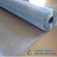 "Quality Aluminum Wire Cloth, 80mesh, Plain Weave, 0.0055"" Wire Diameter wholesale"