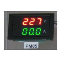 China PM85 series voltage and current measurement digital panel meter on sale