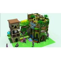 China kids indoor playground Park Jungle Theme Playground,playground equipment,Jungle Gym soft play on sale