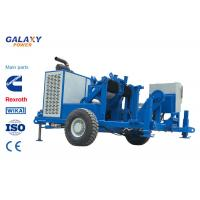 Buy cheap 49.2hp / 36kw Underground Cable Puller , Underground Wire Pulling Equipment from wholesalers