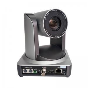 Quality Full HD 1080P60 10X Optical Zoom IP PTZ HD MI 3G-SDI Live broadcast camera poe power wholesale