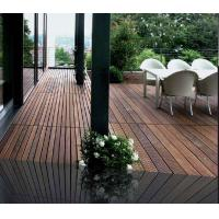 Cheap Carbonized oak outdoor Decking for sale