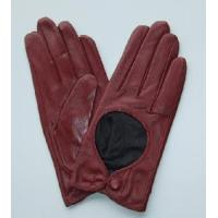 Quality Lady′s Fashion Leather Gloves (CF10109) wholesale