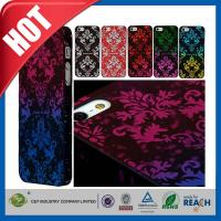Quality Dustproof Shock Resistant Iphone 5 5S 5G Apple Cell Phone Cases , Mobile Phone Covers wholesale