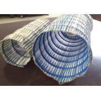 Quality Composite Flexible Permeable Hose Soft , Penetrated Permeable Pipe With Iron Wire wholesale